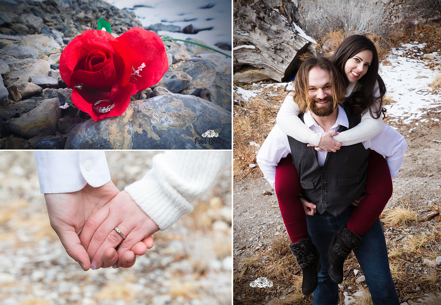 Jon and Niki Engagement Session Pixel Beauty Photography